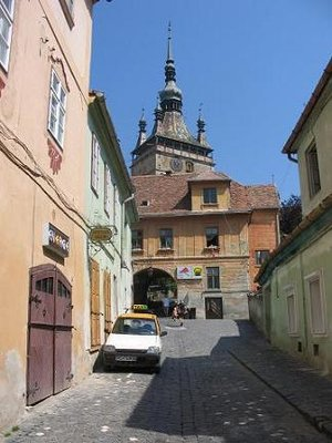 Sighisoara, Tower